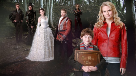 Once Upon a Time ABC Cast