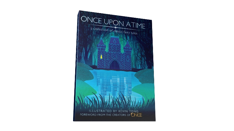 Once Upon a Time ABC - Book