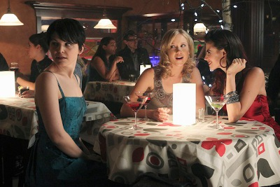 girls night out - once upon a time