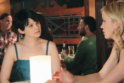 Ginny Goodwin - Mary Margaret