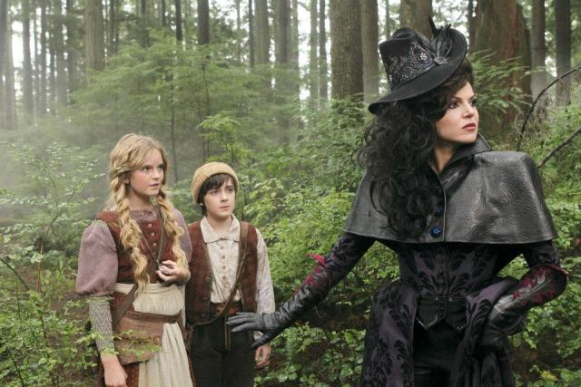 Hansel, Gretel, Evil Queen