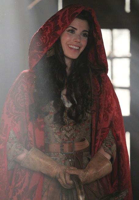Red Riding Hood - Once Upon a Time