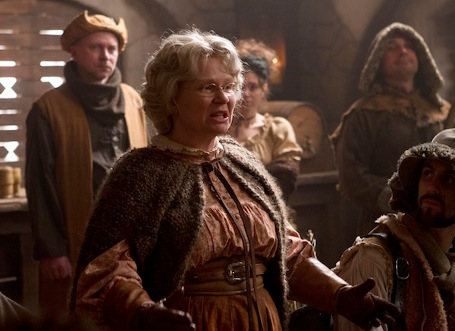 Granny - Red Handed - Once Upon a Time