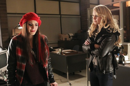 Ruby - Emma - Once Upon a Time - Red Handed