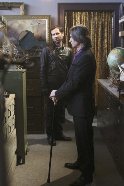 EION BAILEY, ROBERT CARLYLE