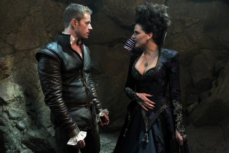 Josh Dallas - Lana Parilla