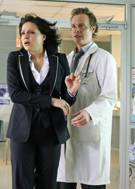 LANA PARRILLA - DAVID ANDERS