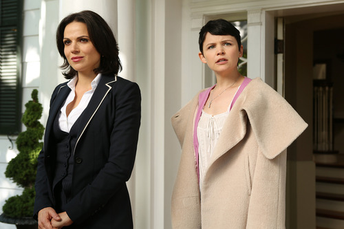 LANA PARRILLA, GINNIFER GOODWIN