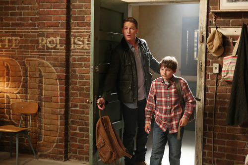 JOSH DALLAS, JARED GILMORE