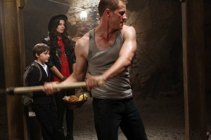 JARED GILMORE, MEGHAN ORY, JOSH DALLAS