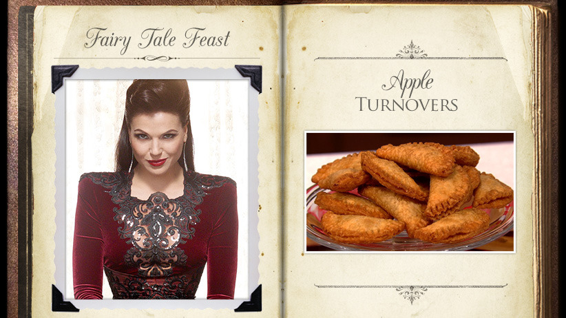 Evil Queen Turnovers