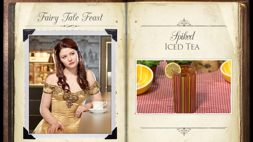 Belle Iced tea