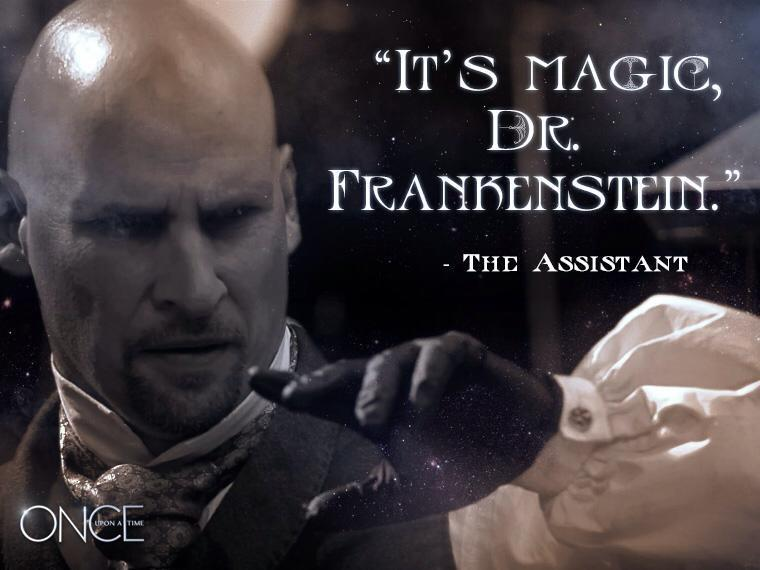 Frankenstein - In the name of the brother - Once upon a time