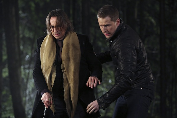 ROBERT CARLYLE, JOSH DALLAS