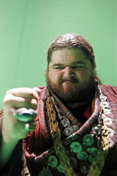 Jorge Garcia - Giant - Once Upon a Time