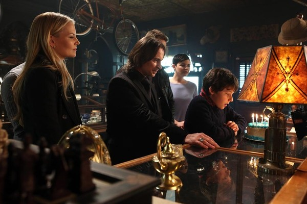JENNIFER MORRISON, ROBERT CARLYLE, GINNIFER GOODWIN, JARED GILMORE