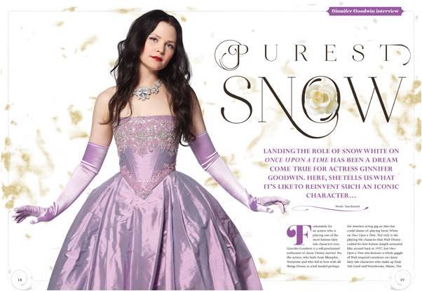 Once Upon a Time Collector's Edition #2 - Snow White