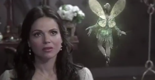 Quite a Common Fairy - once upon a time season 3