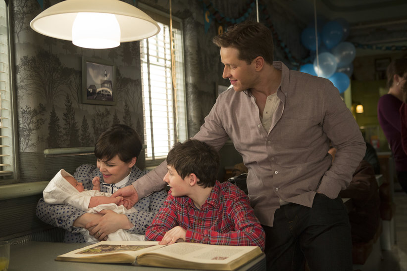 GINNIFER GOODWIN, JARED S. GILMORE, JOSH DALLAS