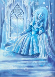 snow queen - once upon a time
