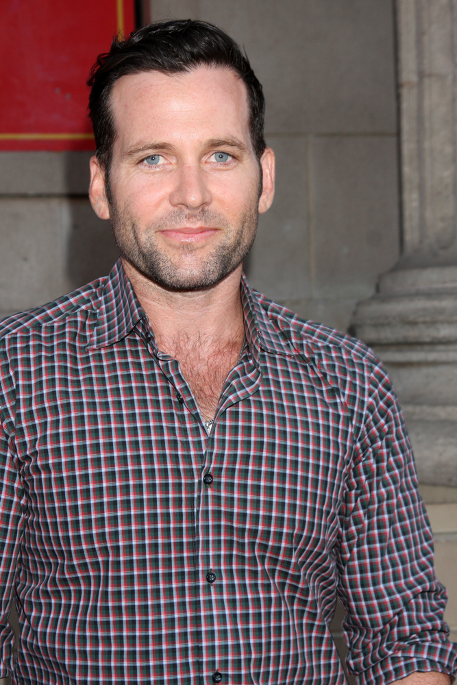Eion Bailey - season four