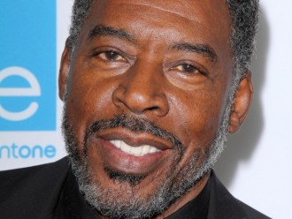 Ernie Hudson Playing the Role as Ursula's Father Poseidon